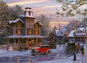 Vintage Christmas Fond d'écran HD Arrière-Plan