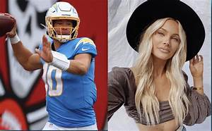 photos chargers justin herbert is not dating