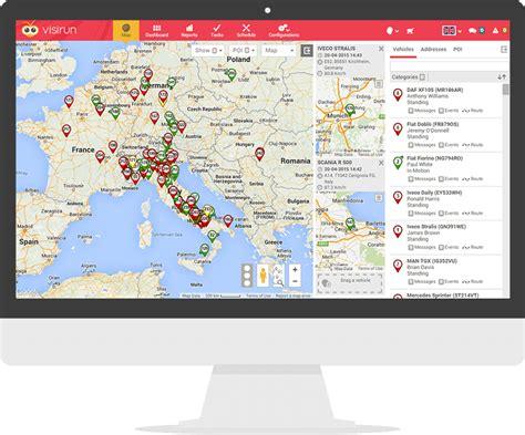 Visirun Mobile by Fleetmatics To Acquire Visirun Finsmes