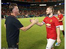 Manchester United defender Luke Shaw admits 'plan' to beat