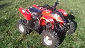 2007 Polaris Predator 90 Atv For Sale