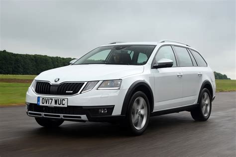 Skoda Octavia Scout Review  Pictures  Auto Express