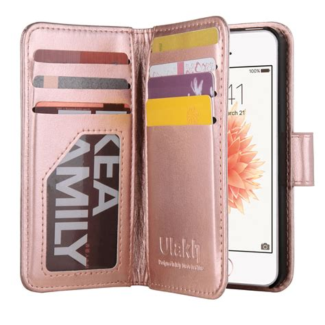 Just set up your apple cash card in the wallet app and send money to your squad for brunch — or ask them to pay you back. iPhone SE Case, iPhone 5s Wallet Case, ULAK Premium PU Leather Magnet wallet Cover for Apple ...