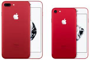 Apple iPhone 7 Red Edition - 256GB with FaceTime