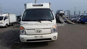 2008 Hyundai Porter 2 Crdi Freeze Box Truck