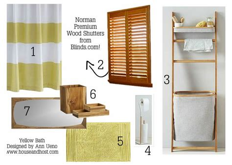 design bathrooms energizing yellow bathroom design blinds com styled by