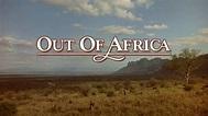 """""""générique"""" out of Africa de Sydney Pollack (1985) - YouTube"""