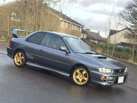 Subaru Type R by This 1999 Subaru Impreza 2 0 Wrx Sti Type R V5 2 Door