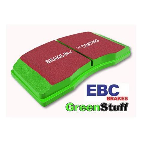 ebc green stuff ebc greenstuff brake pads rear jdm performance