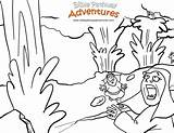 Flood Coloring Pages Noah Ark January Begins Bible Activities Pathway Adventures Project Cp Biblepathwayadventures sketch template