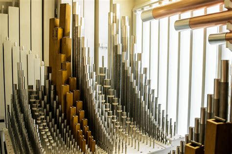 A Vintage Pipe Organ In A Modern Cleveland Home Wsj