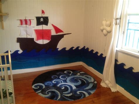 Pirate Theme Kids Room-decornotes