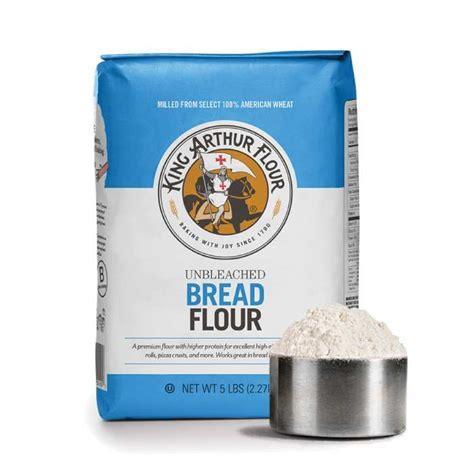 King Arthur Unbleached Bread Flour   5 lb.