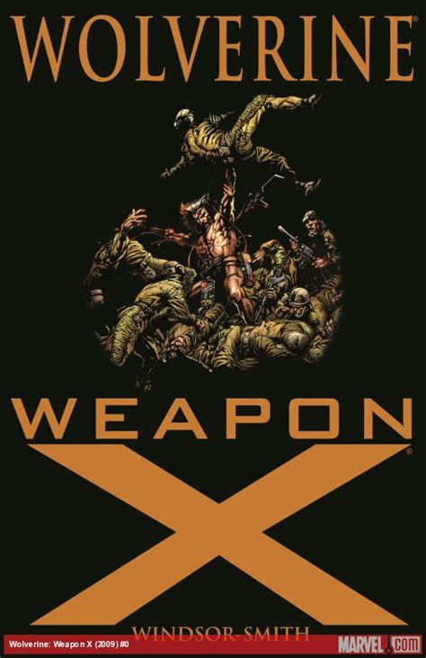 Wolverine: Weapon X (Trade Paperback)   Comic Issues ...