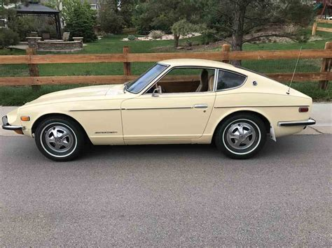 1972 Datsun 240z For Sale  Classiccarscom Cc979486