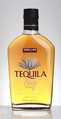 kirkland signature tequila anejo mexico spirits review