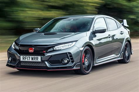 honda civic type  review  autocar