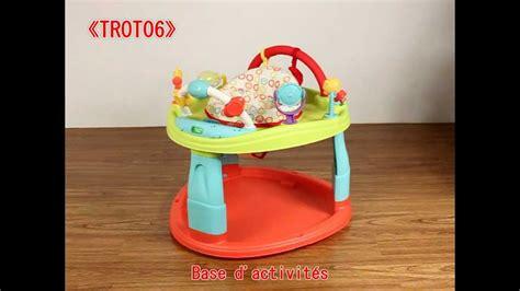 siège d activité bébé base d 39 activité pour bébé éveil jeux balancelle