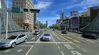 2020高雄現代城市街景(17), 高雄3D城市街景重要道路路平測試,Kaohsiung city street level road road test. - YouTube