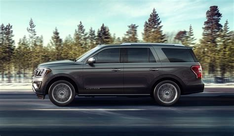 New Ford Expedition Redesign 2018 by 2018 Expedition Ford S Most Powerful Suv Ford