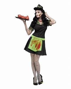 50s Zombie Waitress Costume Purchase Zombie Walk