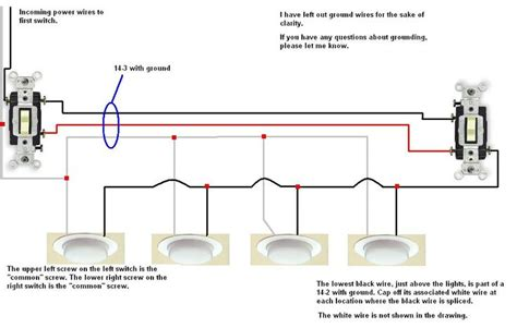how to wire two switches in series wiring