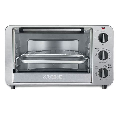 toaster oven commercial waring tco600 countertop commercial toaster oven 120v 1ph