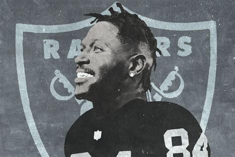 antonio brown trade offers  glimpse   raiders