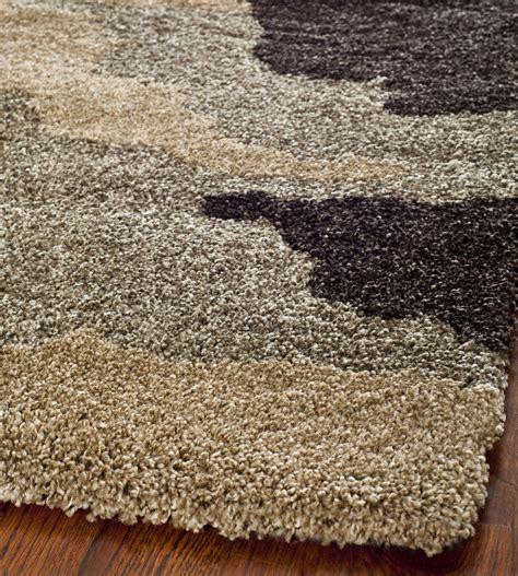 8x10 shag rug power loomed ultimate beige multi shag area rug 8 x 10