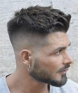 Coupe Homme Degradé : top 100 des coiffures homme 2018 coupe de cheveux homme ~ Melissatoandfro.com Idées de Décoration