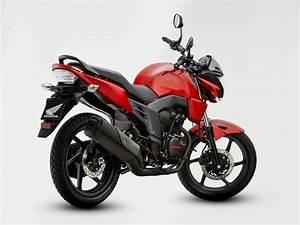 Honda Presento La Cb 150 Invicta - Autos Y Motos
