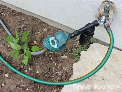 hose bib timer home depot 25 best ideas about irrigation timer on water