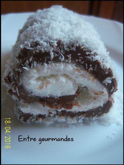 recette de cuisine turc flan roulé au chocolat et coco recette turque çikolatalı