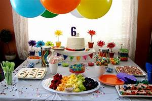 Here to Make You Hungry: A Birthday of Rainbows and Unicorns