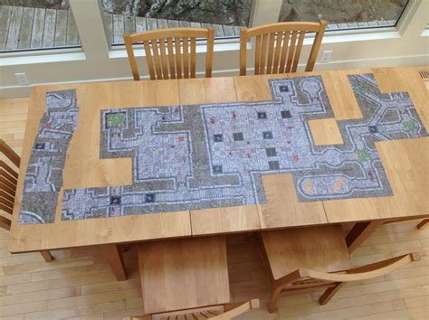dungeons and dragons tiles pdf and dramascape bring tiles to print on demand