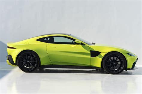 New Aston Martin Vantage Has A German Heart, James Bond