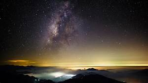 Star TIme Lapse, Milky Way Galaxy moving across the Night ...