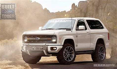 Future Of Ford Bronco
