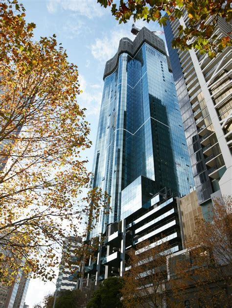residents move in to australia 108 melbourne s tallest building