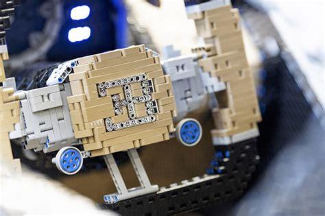 This Lifesize, Drivable Lego Bugatti Chiron Has 2,304