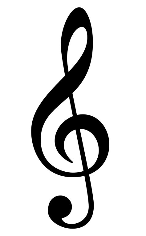 Violine clef clipart 20 free Cliparts | Download images on ...