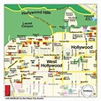 Los Angeles Map and City Guide – Red Maps