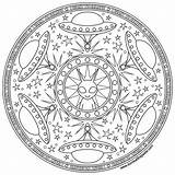 Mandala Alien Transparent Coloring Pages Clipart Adult Aliens Printable Colouring Ufo Books Believe Want Don Donteatthepaste Flower Drawing Space Iwtb sketch template