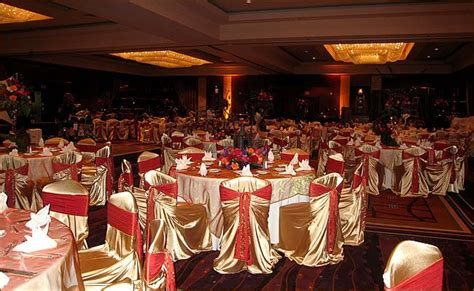 burnt orange and gold wedding wedding chair covers