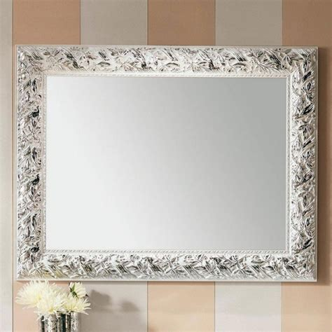 cornice per specchio bagno specchi bagno mobili specchi