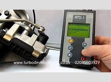 ATD1 Electronic Actuator Tester, How To Use It YouTube