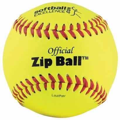 Softball Zip Ball Balls Excellence Equipment Eastbay