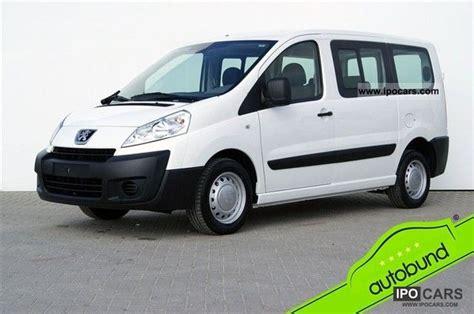 2011 Peugeot Expert Tepee 2.0 Hdi Fap 6 Seater L1h1