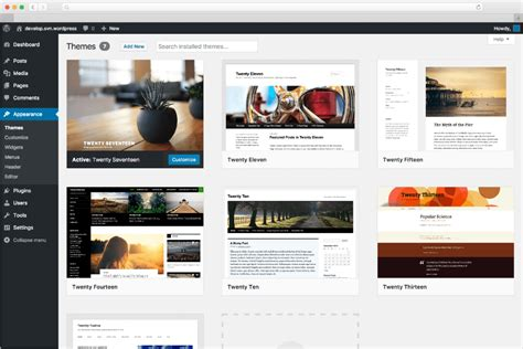 What Is A Wordpress Theme And How Can I Create My Website