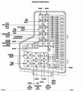 05 Dodge Ram Fuse Box In 2020